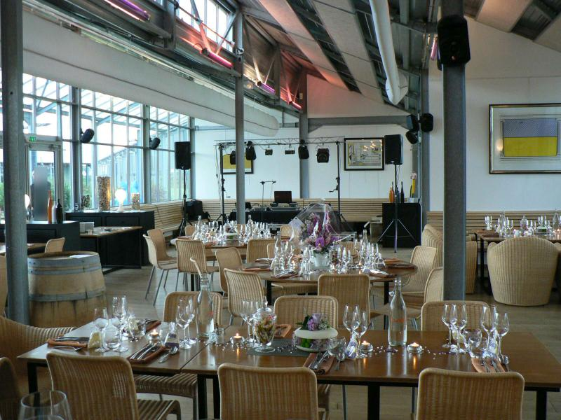 Restaurant Le Wy - Winerie  Arsac - Mariage - 21/07/2012