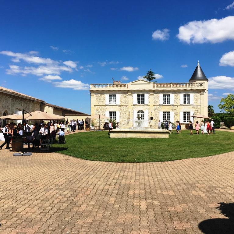 Château Lafitte à Yvrac - Mariage - 06/08/2016