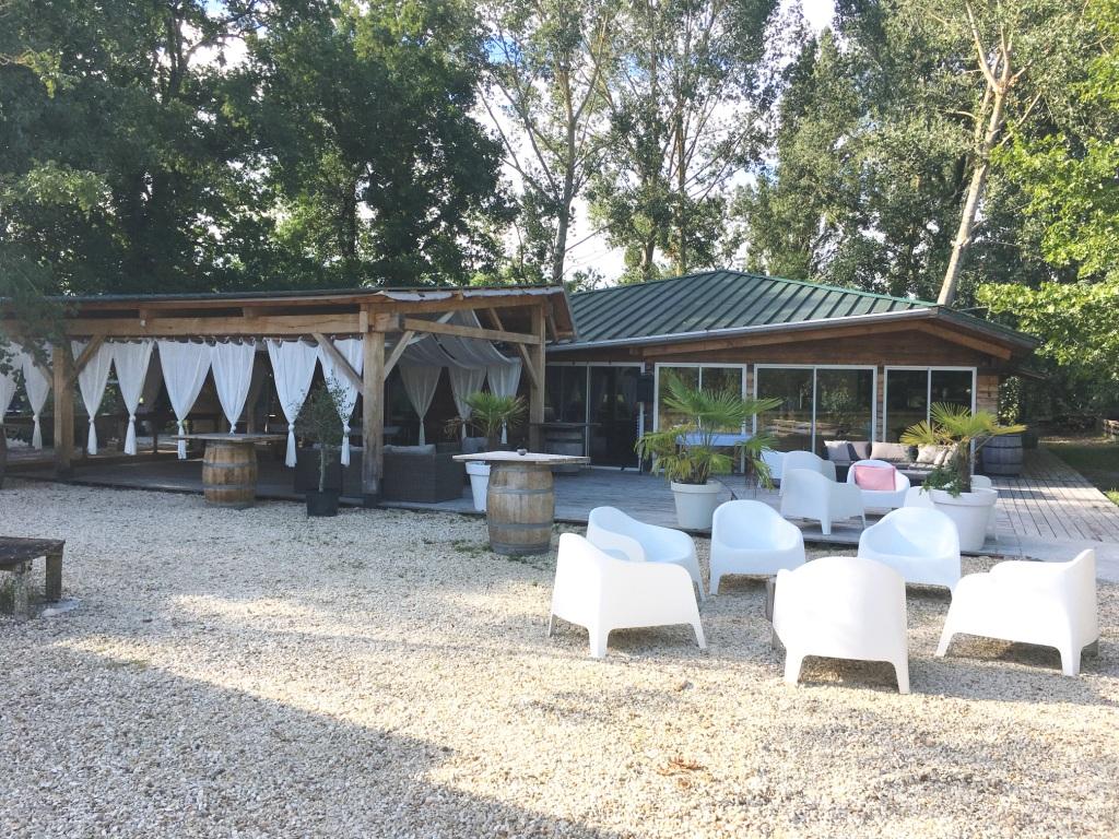 L'île aux cabanes Sainte-Colombe (17) - Mariage - 05 Août 2017