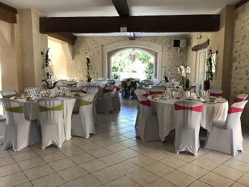 MANOIR DE SAINT-GERVAIS - MARIAGE 13/07/2019