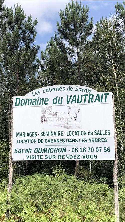 DOMAINE DU VAUTRAIT CABANAC-ET-VILLAGRAINS - MARIAGE 20/07/2019