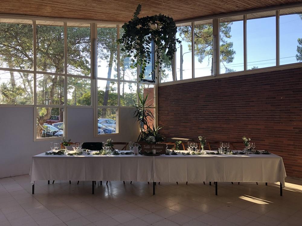 SALLE DASSAULT VENDAYS-MONTALIVET - MARIAGE 07/09/2019