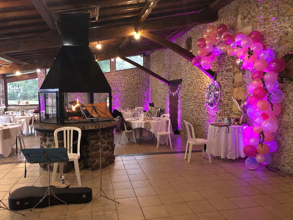 DOMAINE DU VAUTRAIT CABANAC-ET-VILLAGRAIN - MARIAGE 26/09/2020